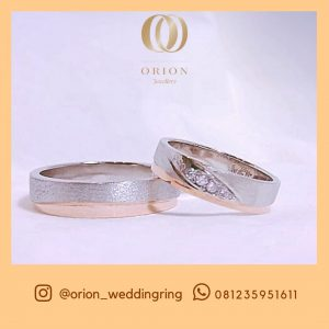 cincin palladium / cincin platinum